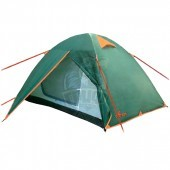 Палатка трехместная Totem Tepee 3 (V2)