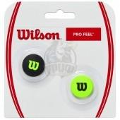 Виброгаситель Wilson Pro Feel Blade Dampener (черный/зеленый)