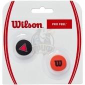 Виброгаситель Wilson Pro Feel Clash Dampener (черный/красный)