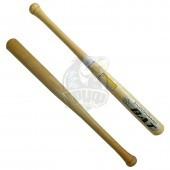 Бита бейсбольная деревянная 34''