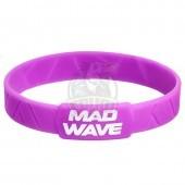Браслет силиконовый Mad Wave (фиолетовый)