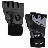 Перчатки атлетические с суппортом запястья Vimnpex Sport