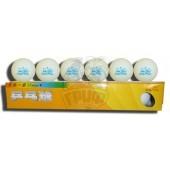 Мячи для настольного тенниса Double Fish 1*
