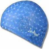 Шапочка для плавания Indigo (синий)