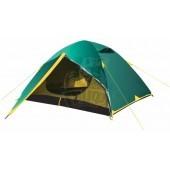 Палатка двухместная Tramp Nishe 2 (V2)