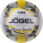 Мяч для пляжного волейбола любительский Jögel Miami Beach