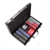 Набор для покера в чемодане на 300 фишек