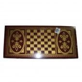 Набор игр 3 в 1 (шахматы, шашки, нарды)