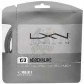 Струна теннисная Luxilon Adrenaline 1.25/12.2 м (серебристый)