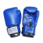 Перчатки боксерские ZEZ ПУ