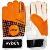 Перчатки вратарские Ayoun (оранжевый)