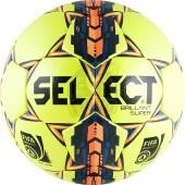 Мяч футбольный профессиональный Seleсt Brilliant Super FIFA Yellow №5