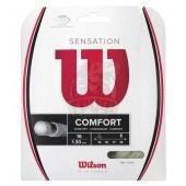 Струна теннисная Wilson Sensation 1.30/12.2 м (натуральный)