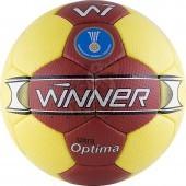 Мяч гандбольный профессиональный Winner Optima IHF №2