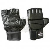 Перчатки для смешанных единоборств Vimpex Sport 1505 кожа