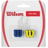 Виброгаситель Wilson Profeel x2 (желтый/синий)