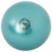 Мяч для художественной гимнастики Larsen 190 мм (зеленый)