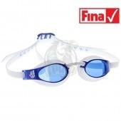 Очки для плавания стартовые Mad Wave X-Look (синий)