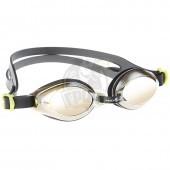 Очки для плавания юниорские Mad Wave Aqua Mirror Junior (желтый)