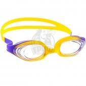 Очки для плавания детские Mad Wave Stretchy Kids (фиолетовый)