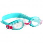 Очки для плавания детские Mad Wave Bubble Kids (бирюзовый)