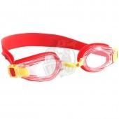 Очки для плавания детские Mad Wave Bubble Kids (красный)
