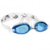 Очки для плавания детские Mad Wave Coaster Kids (голубой)