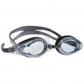 Очки для плавания с диоптриями Mad Wave Optic Envy Automatic (черный)