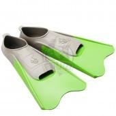 Ласты тренировочные укороченные Mad Wave Pool Colour Short