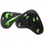 Лопатки для плавания Mad Wave Finger Pro (черный)