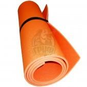 Коврик однослойный Экофлекс 8 мм (оранжевый)