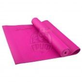 Коврик гимнастический для йоги Starfit (розовый)