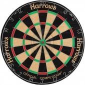 Дартс Harrows Official Competition 18 дюймов (сизалевая мишень)