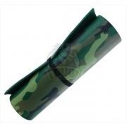 Коврик однослойный рифленый Экофлекс 7 мм (милитэри)