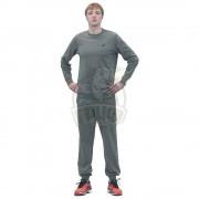 Костюм спортивный мужской Asics Sweater Suit (серый)