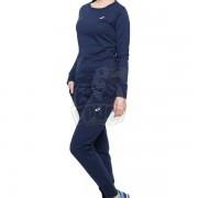 Костюм спортивный женский Asics Sweater Suit (синий)