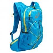 Рюкзак спортивный Asics Lightweight Running Backpack (синий/желтый)