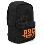 Рюкзак спортивный Asics Training Essentials Backpack (черный/оранжевый)