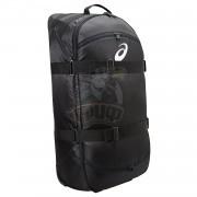 Сумка спортивная на колесах Asics Large Wheel Bag (черный)