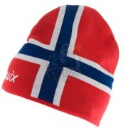 Шапочка лыжная Swix Norway (красный)