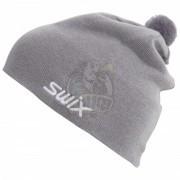 Шапочка лыжная Swix Tradition (серый)