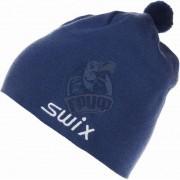 Шапочка лыжная Swix Tradition (синий)