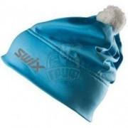 Шапочка лыжная Swix Myrene (голубой)