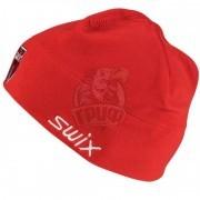 Шапочка лыжная Swix Fresco (красный)