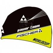 Шапочка лыжная Fischer Nation (черный/желтый)
