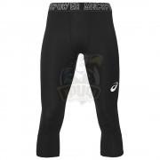 Тайтсы спортивные мужские Asics Base 3/4 Tight (черный)