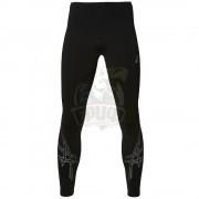 Тайтсы спортивные мужские Asics Stripe Tight (черный)