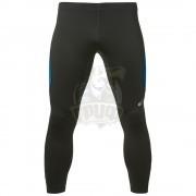 Тайтсы спортивные мужские утепленные Asics Winter Tight (черный/синий)