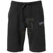 Шорты спортивные мужские Asics Camou Logo Knit Short (темно-серый/черный)