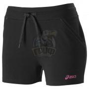 Шорты спортивные женские Asics Knit Short (черный)